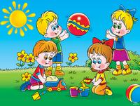 Летний оздоровительный период для дошкольников